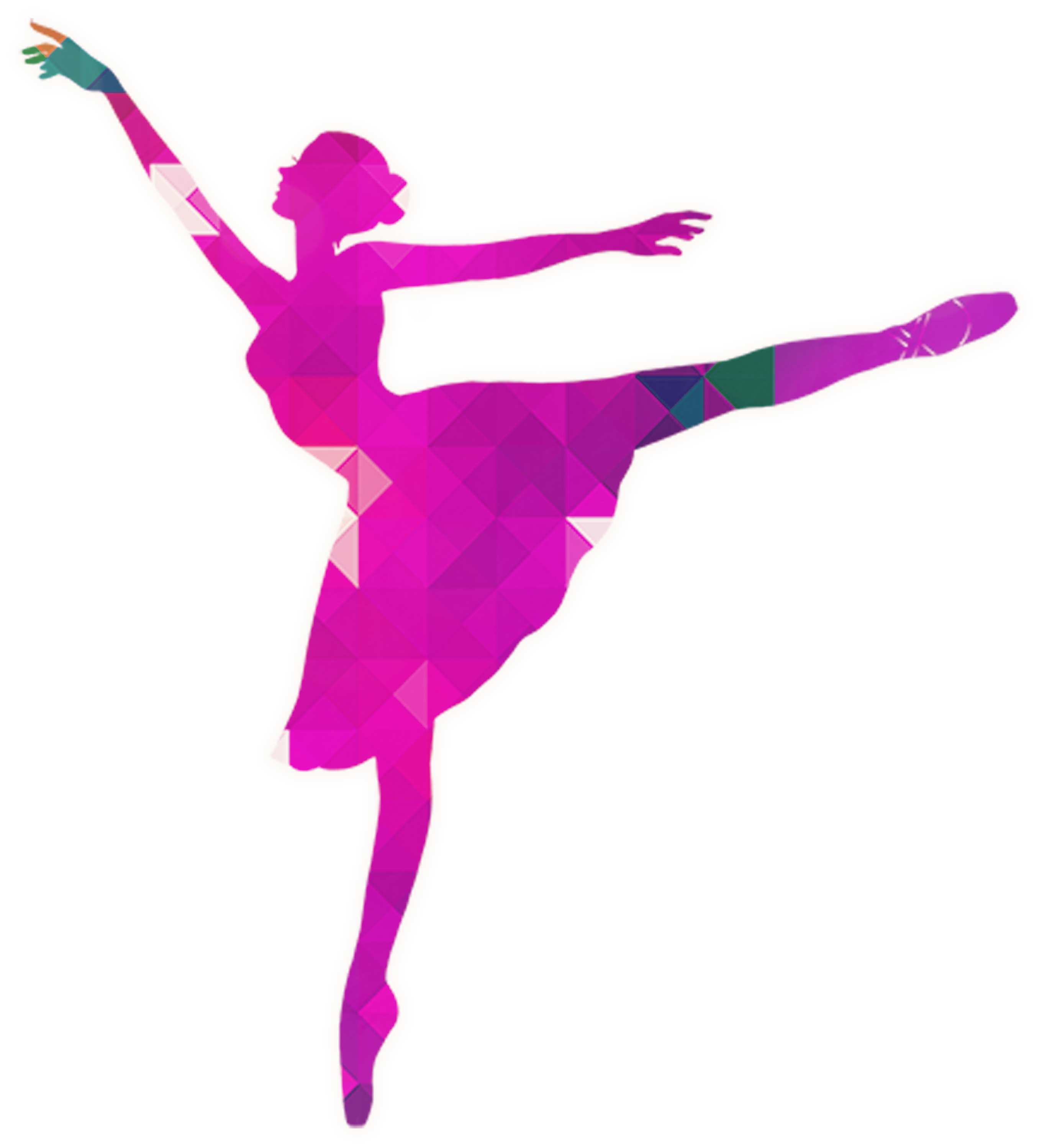 Ballet Dancer Silhouette Pink Ballet Dancer Silhouette Png Transparent Cartoon Jing Fm