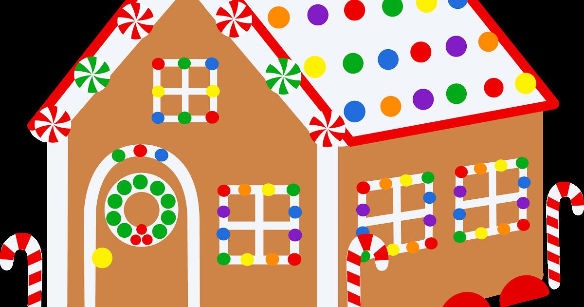 Transparent gingerbread man clipart - House Cliparts Free Download - Christmas Gingerbread House Clipart
