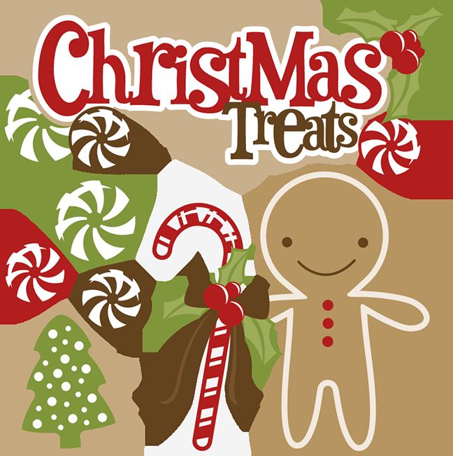 Transparent gingerbread man clipart - Christmas Treats Svg Cutting Files Gingerbread Man - Christmas Goodies Clip Art