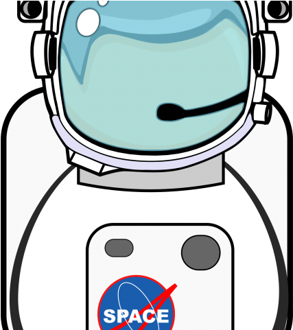 Cartoon Astronaut Helmet Png