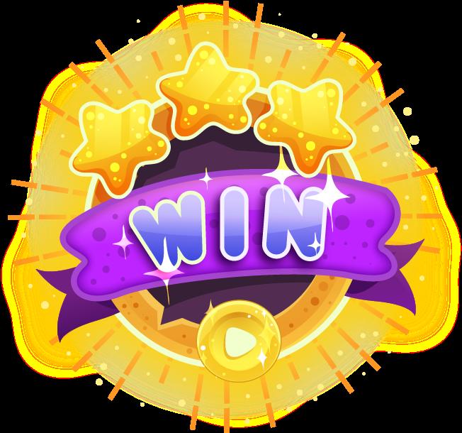 Transparent winner clipart - Crowns Clipart Winner - Game Winner Badge Design Pack