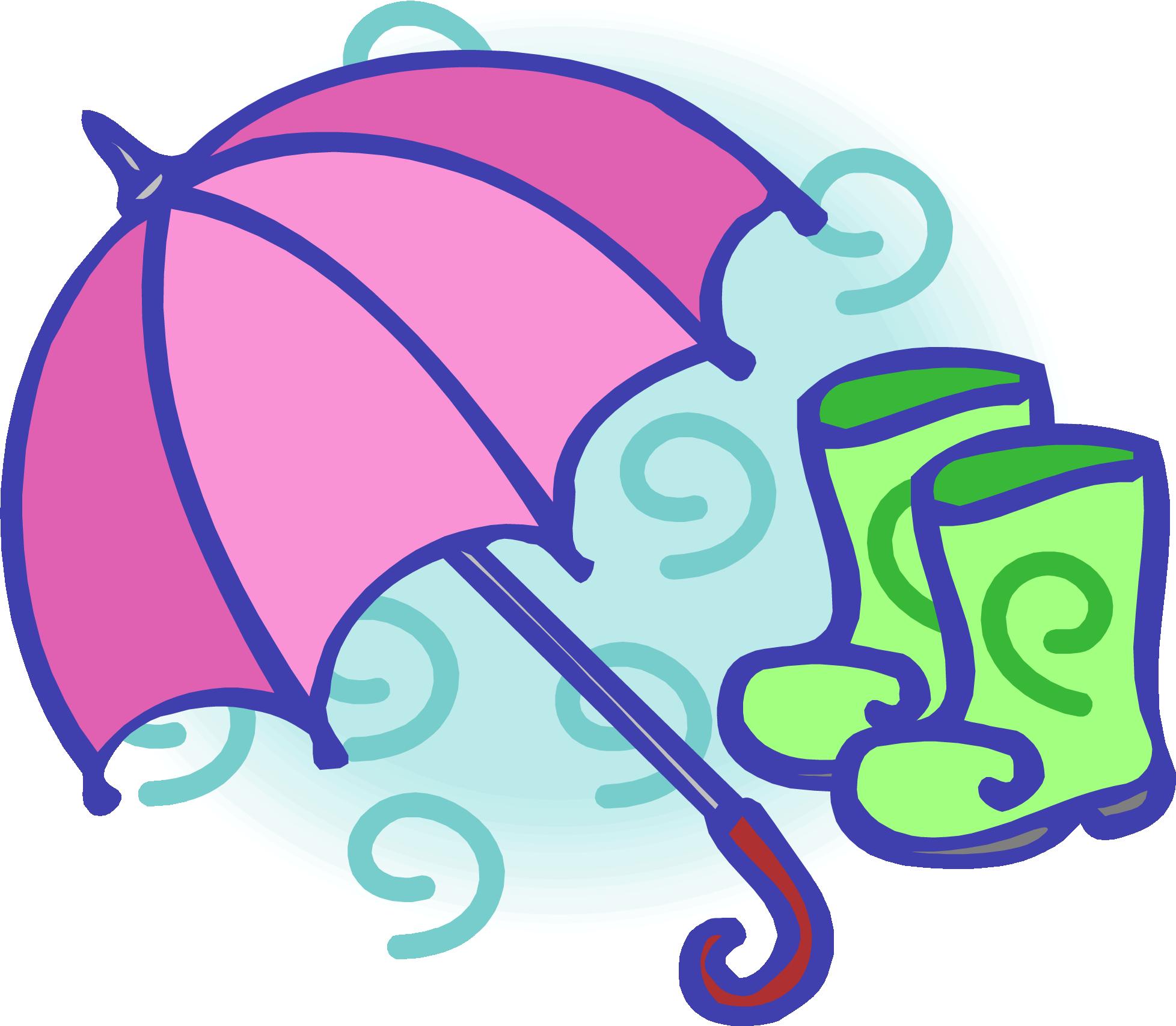 Transparent rain boots clip art - Red Green Rain 1956 1706 Transprent Png Free Download - Umbrella And Rain Boots Clip Art