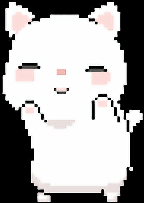 Pixel Clipart Cat Pixel Dancing Cat Gif Transparent Cartoon Jing Fm