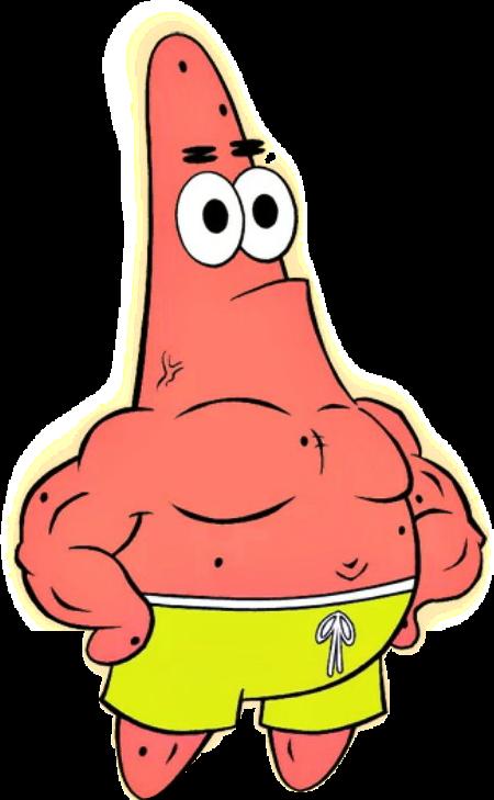 Patrick Abs Strong Spongebob Uwu Patrick L étoile De