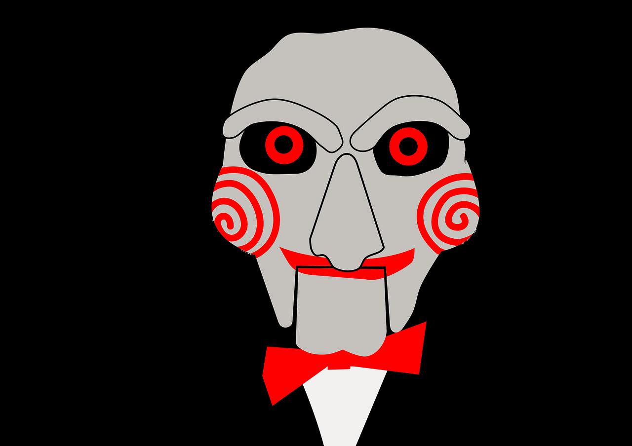 Jigsaw Film Horror - Jigsaw Png , Transparent Cartoon - Jing fm