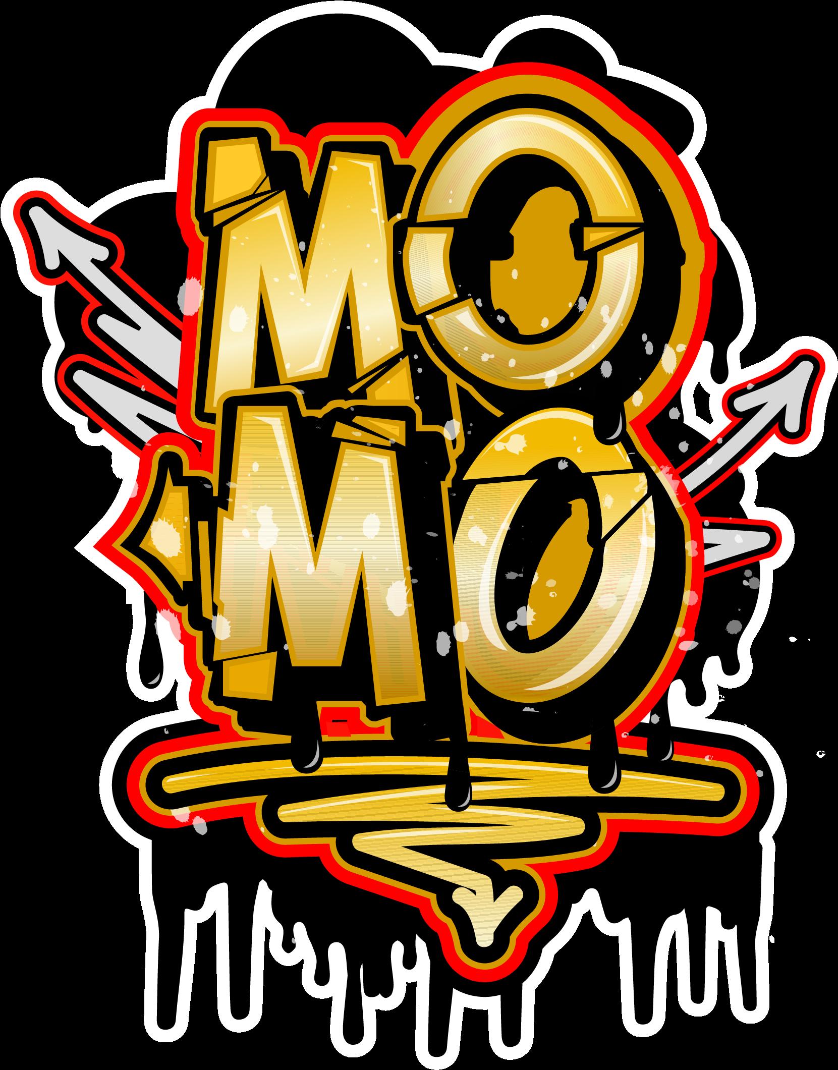 Transparent graphic design clip art - Momo Dj Logo - Dj 2019 Logo