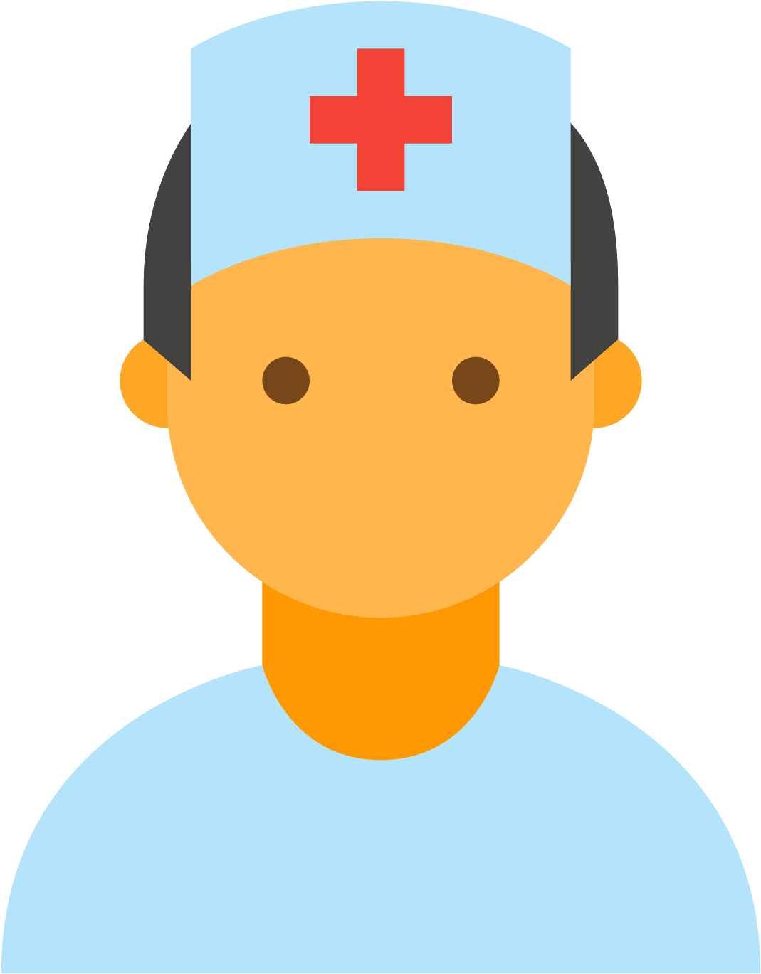 Nurse Clipart Staff Nurse Icon Doctor Png Transparent Cartoon Jing Fm