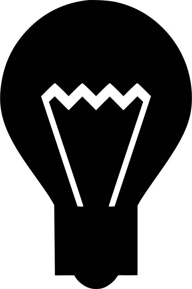 Transparent brain light bulb clip art - Idea Bulb Light Brain Innovation - Emblem