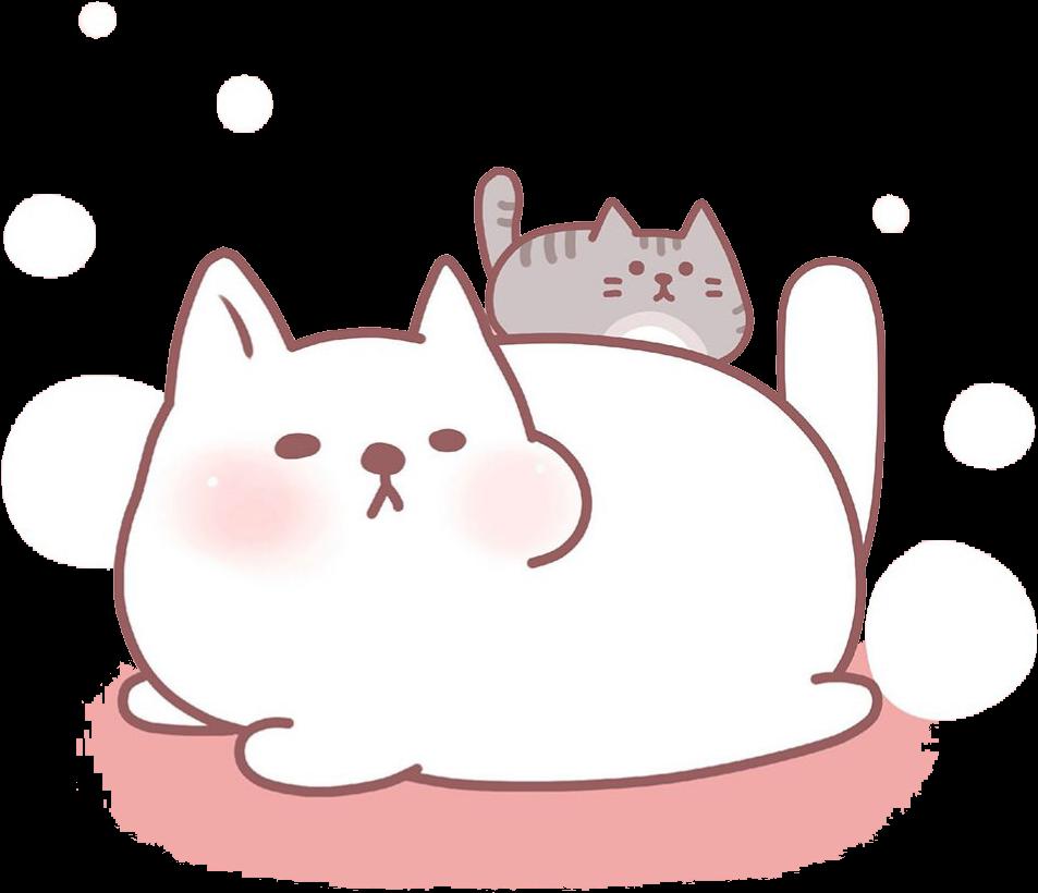 Iphone Kitten Drawing Wallpaper Cute Cat 7 Kittens Clipart Transparent Cartoon Jing Fm