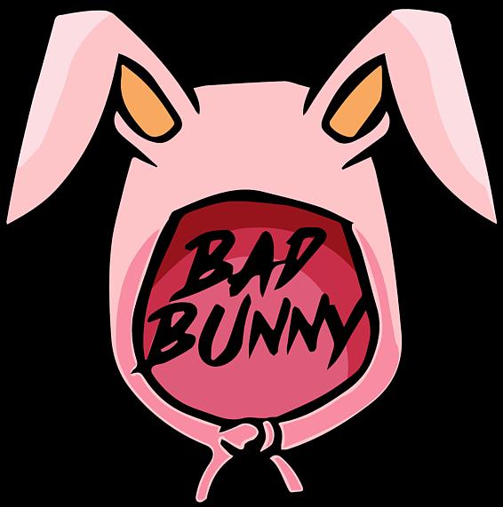 Logo De Bad Bunny Png , Transparent Cartoon - Jing.fm