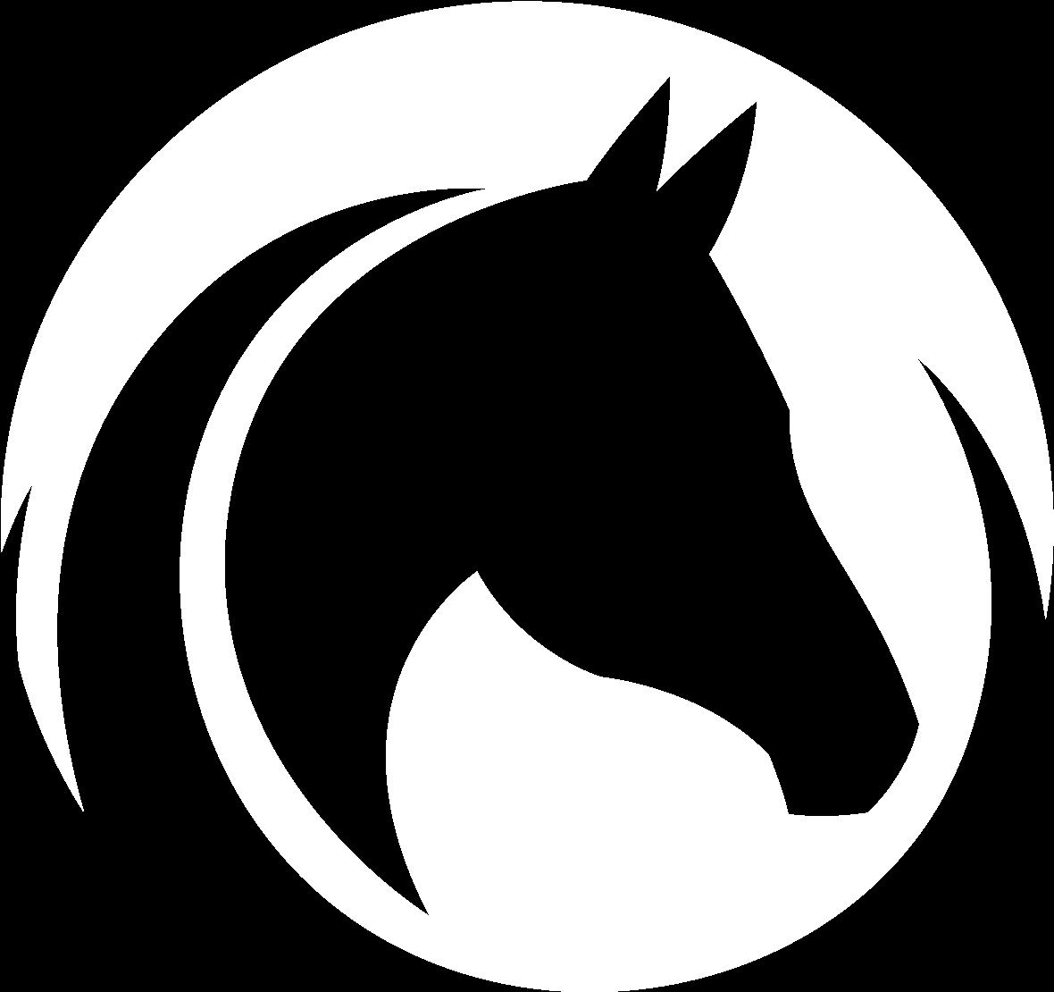 Transparent equine clip art - Avanti Equine Veterinary Partners - Horse Head Circle