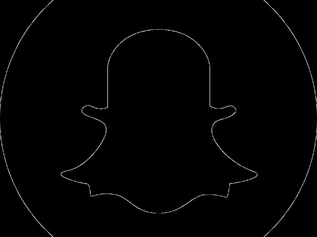 Snapchat Clipart Black And White Black Snapchat Logo Transparent Background Transparent Cartoon Jing Fm 79 transparent png of snapchat logo. black snapchat logo transparent