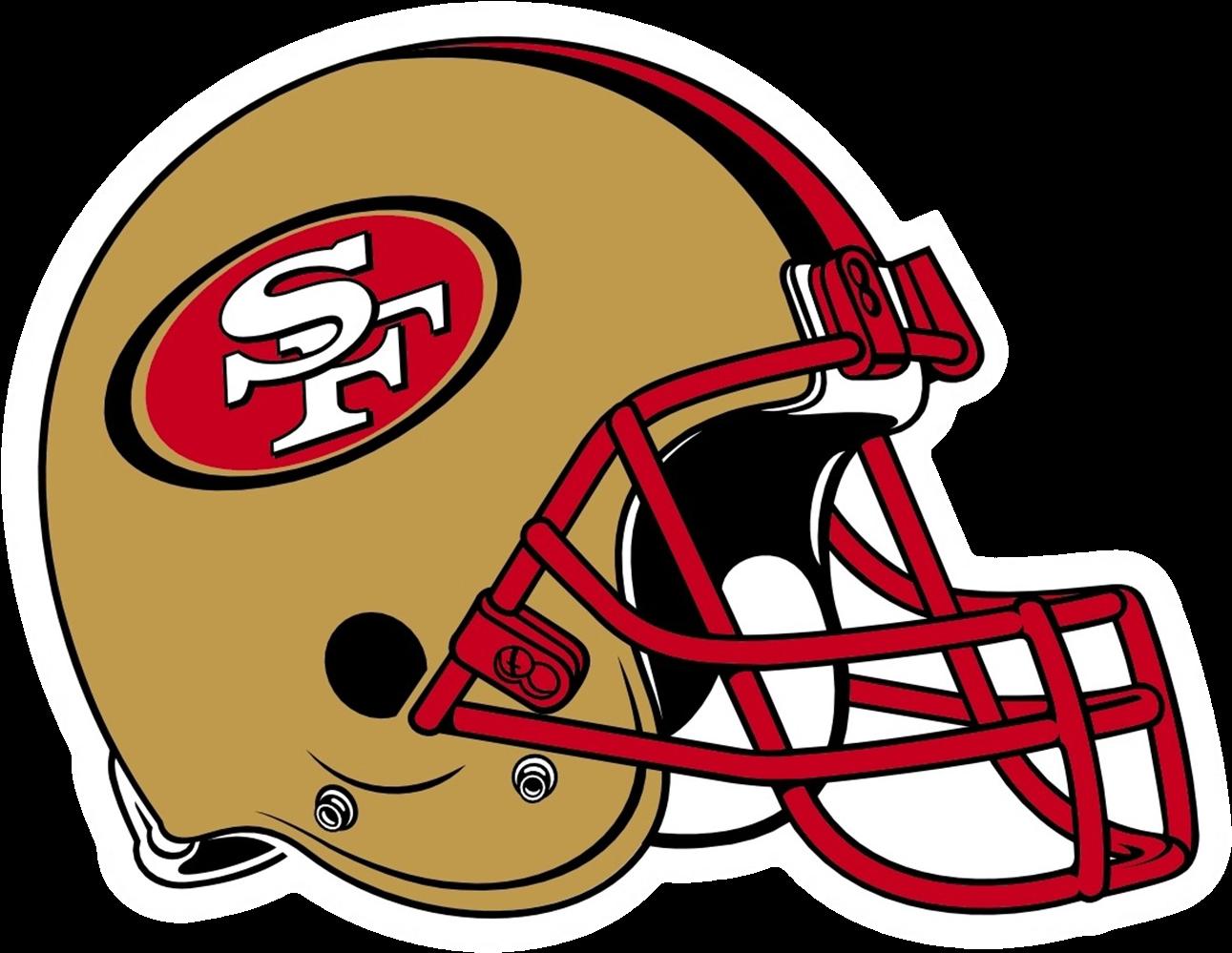 San Francisco 49ers Logo Png Transparent Amp Svg Vector New York Jets Helmet Logo Transparent Cartoon Jing Fm