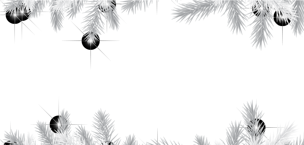 Christmas Backgrounds Png.White Christmas Lights Png Transparent Background White