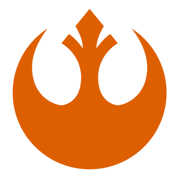 Star Wars The Force Awakens First Order And Resistance Symbole De La Rebellion Dans Star Wars Transparent Cartoon Jing Fm