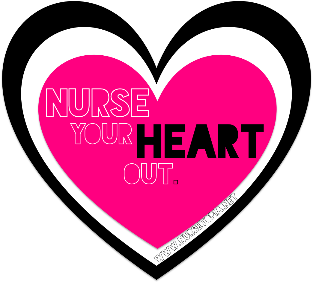 Nursing Student Finest Beautiful Heart Transparent Cartoon Jing Fm