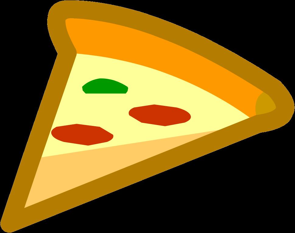 List Of Emoticons - Club Penguin Pizza Emote , Transparent