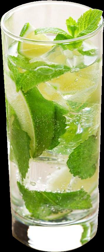 Transparent tequila clipart - Lemon Clipart, Pint Glass, Detox, Clip Art, Green Juices, - Lemon With Mint Juice Png