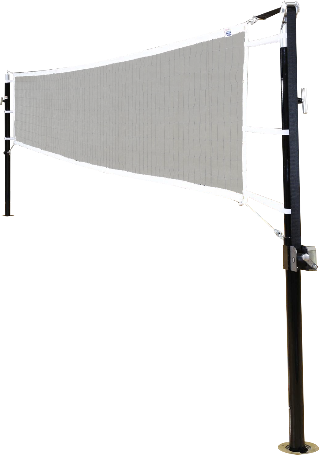 Transparent how to draw a volleyball net clipart - White Volleyball Goal Png No Background - Volleyball Net Transparent