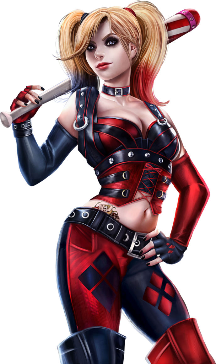 Download Harley Quinn Free Png Image Harley Quinn Png Transparent Cartoon Jing Fm