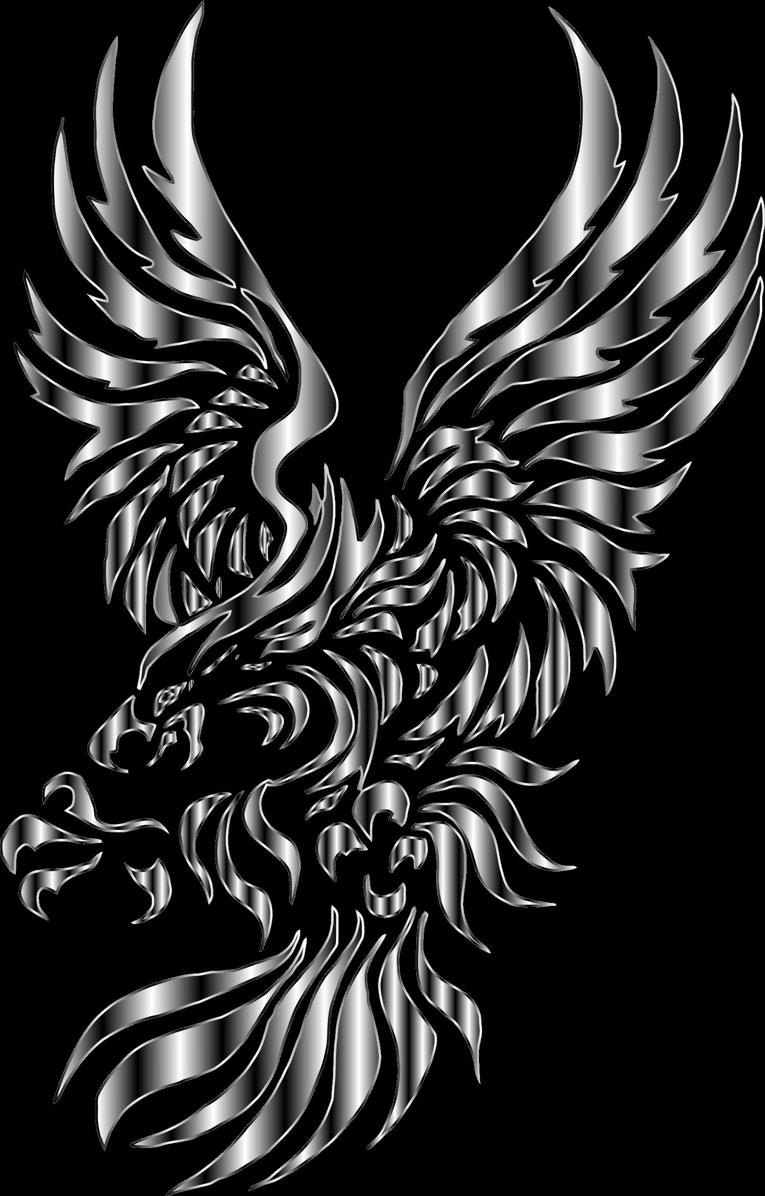 Chromatic No Background Big Image Png Ⓒ - Tribal Eagle