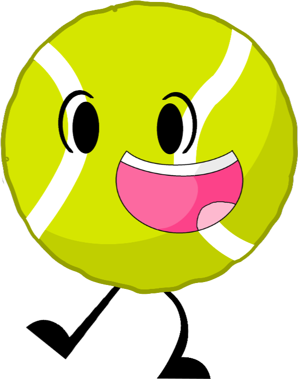 Transparent tennis ball clipart - Image - Object Shows Tennis Ball