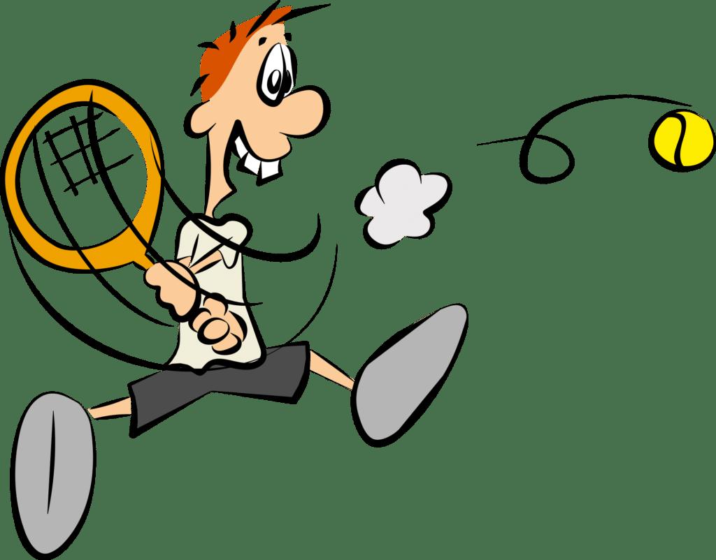 Transparent tennis ball clipart - Tennis Balls Racket Tennis Centre - Tennis Player Icon Cartoon