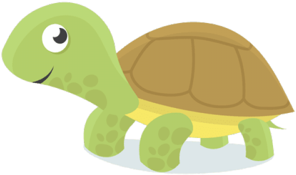 Transparent turtle clip art - Sea Turtle Clipart Draw Baby - Baby Turtle Png