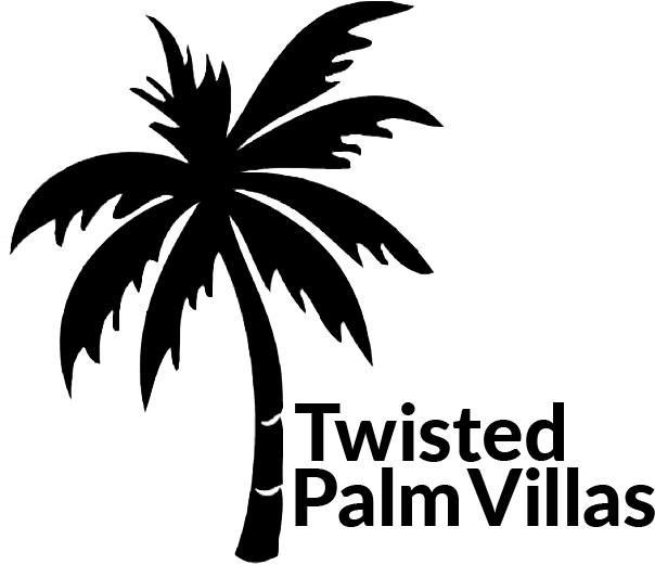 Transparent start line clipart - We Buy Sea Side And Start Drawing Twisted Palm Villas - Palm Trees