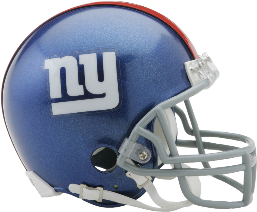 Ny Giants Logo Png - New York Giants Helmet, Transparent Png -  900x787(#2720776) - PngFind