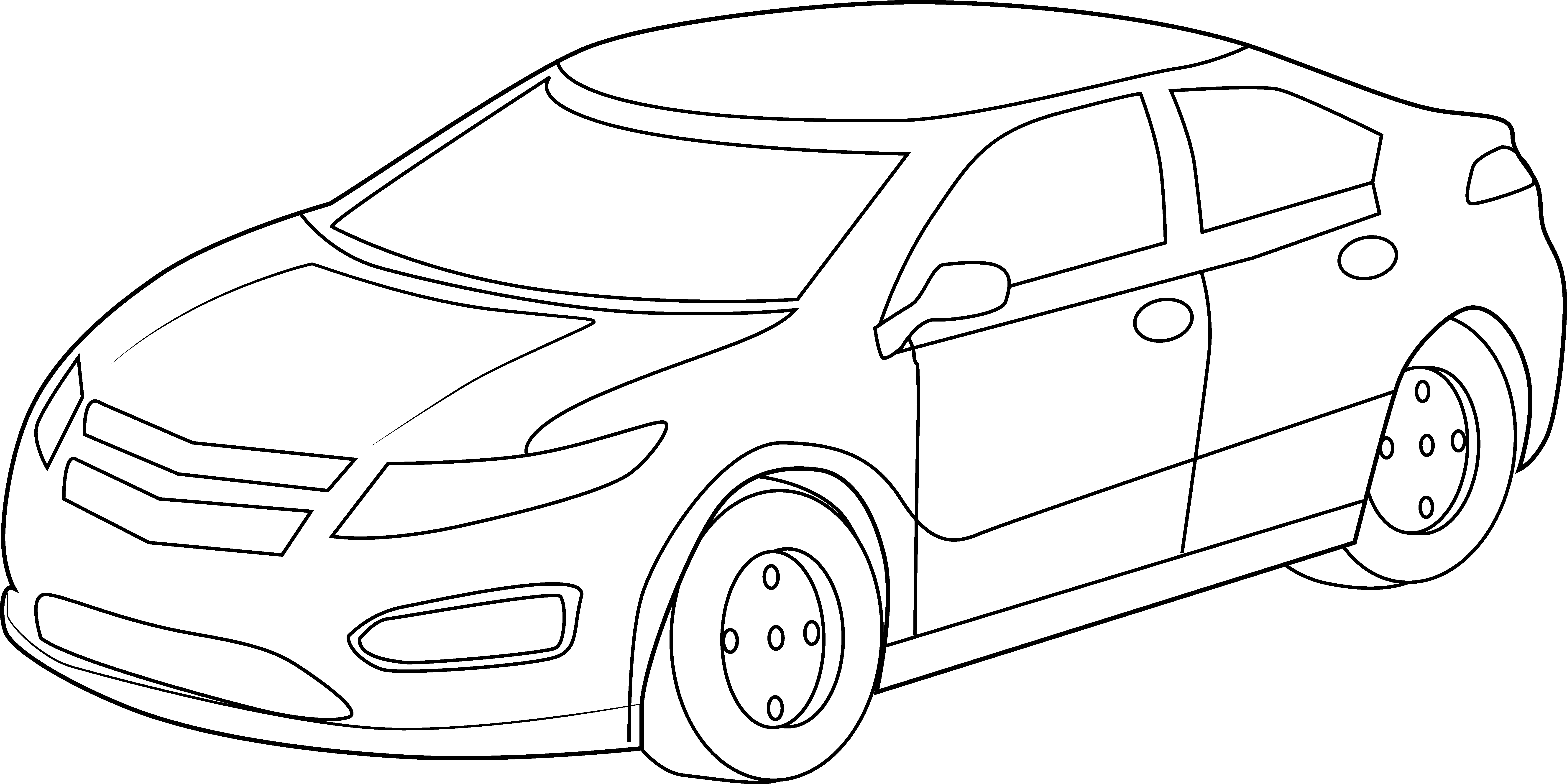 Supercars Gallery Sports Cars Coloring Pages