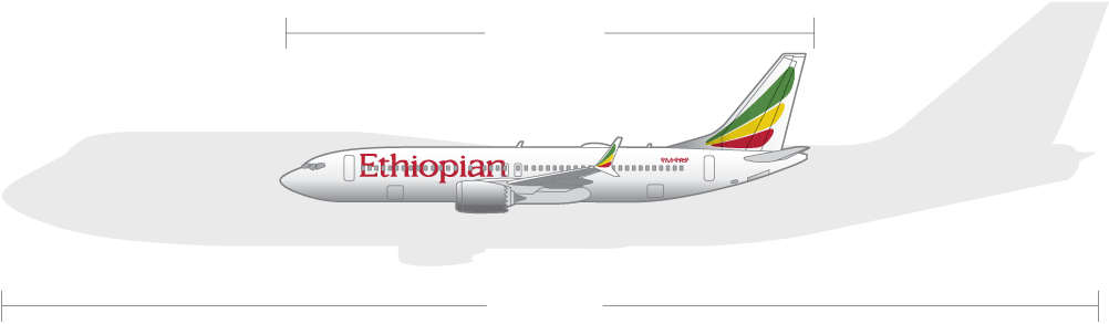 Transparent airplane taking off clipart - Boeing 737 Max - Boeing 737 Next Generation