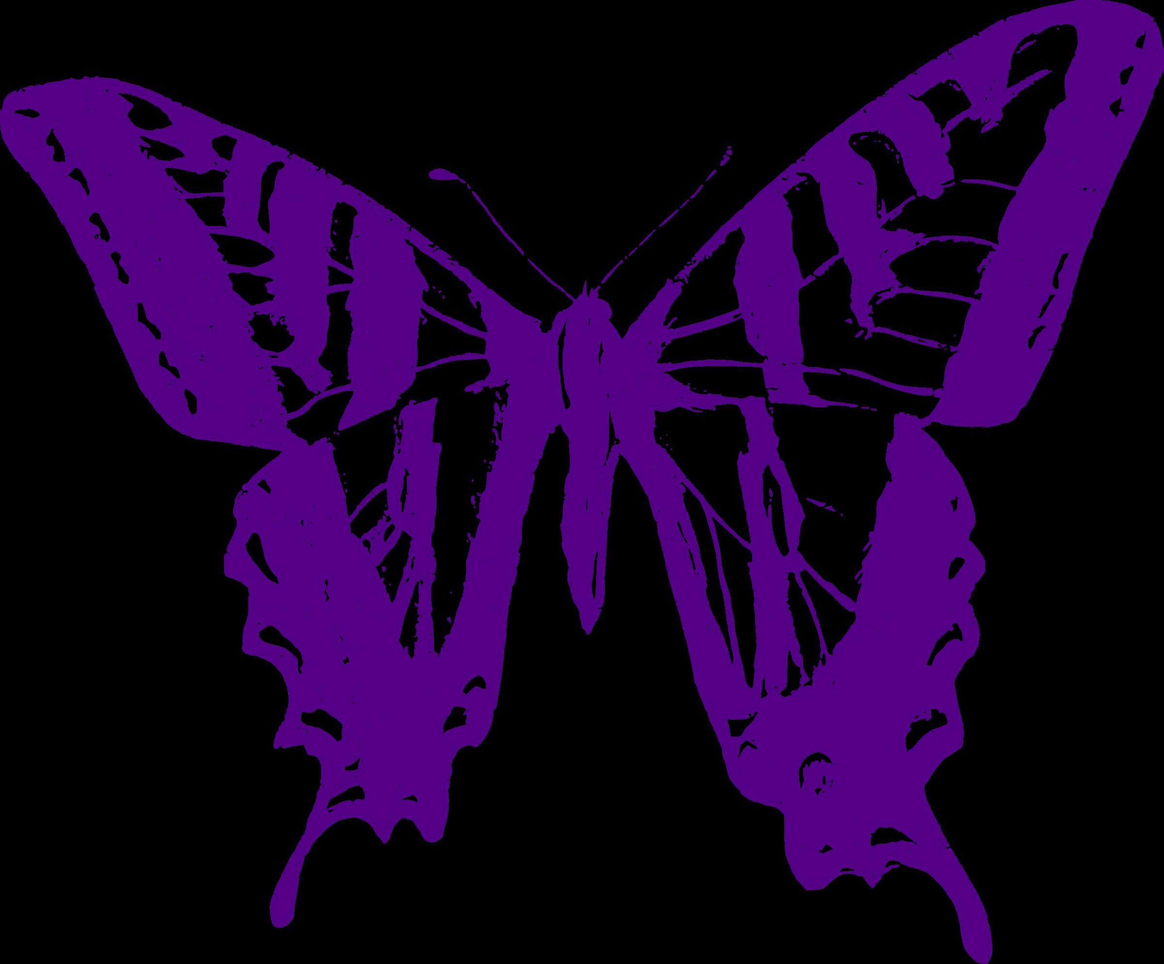 Transparent purple butterflies clipart - Purple Butterfly Purple Butterfly Png - Swallowtail Butterfly Food Chain