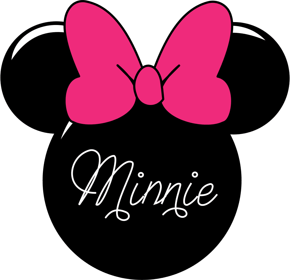 Transparent mickey mouse clubhouse clipart - Free Minnie Mouse Clip Art - Pink Minnie Mouse Head