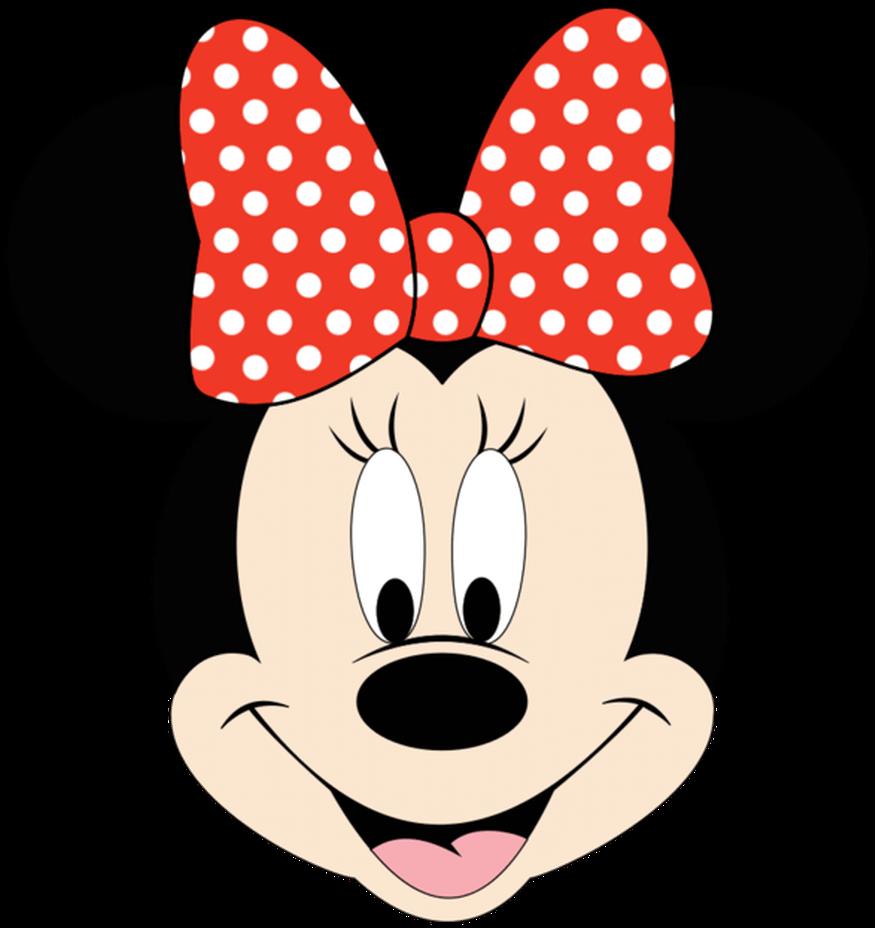 Transparent ears clipart - Minnie Mouse Ears Clip Art - Minnie Mouse Face Clip Art