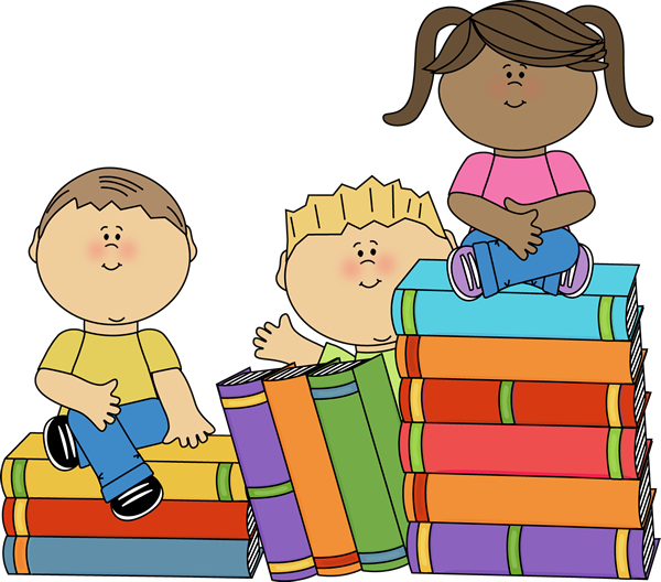 Transparent children reading clipart - Hundreds Of Cute Free Png Printables And Clip Art Of - Kids Books Clipart