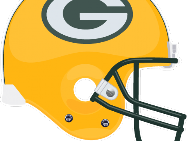 Helmet Clipart Green Bay Packers South Carolina Football 1969 Transparent Cartoon Jing Fm