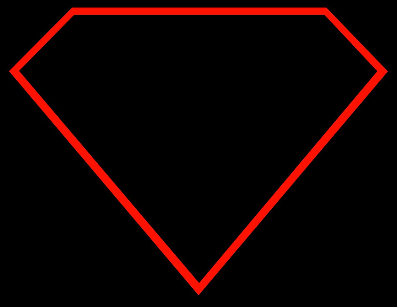 Superman Logo Clip Art Free Clipart Images Cool Easy Superman Drawings Transparent Cartoon Jing Fm