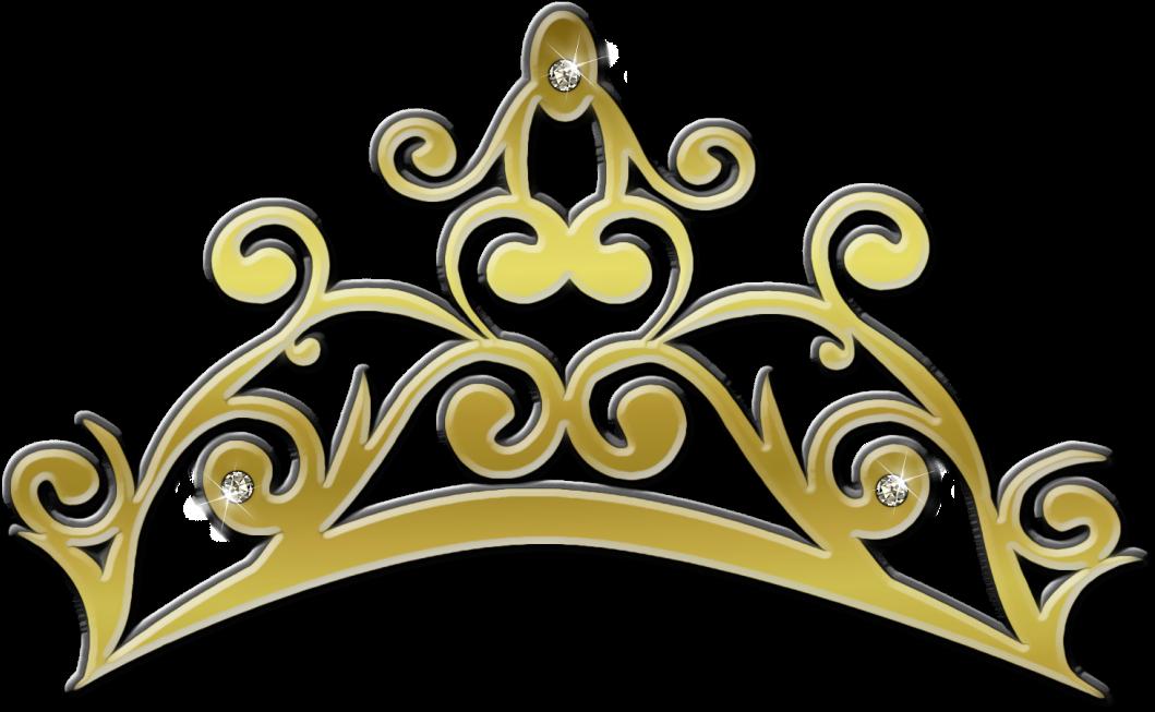 Cinderella Clipart Tiara - Gold Princess Crown Png ...