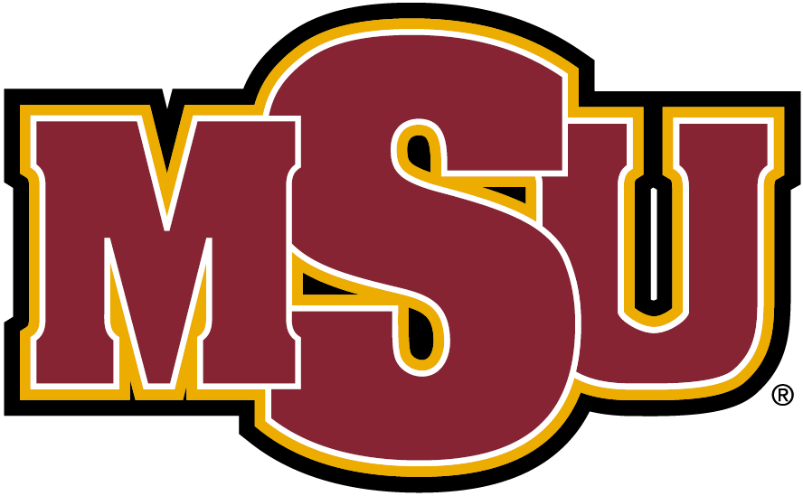 Transparent state of texas clipart - Midwestern State Mustangs Logo - Msu Midwestern State University
