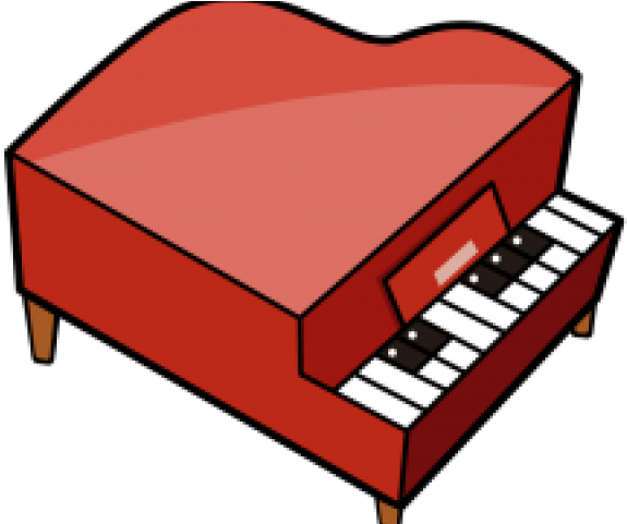 Clipart Piano Royalty Free - Object That Makes Sounds , Transparent