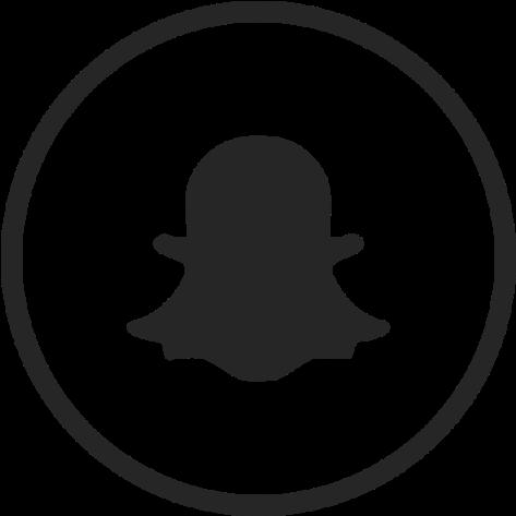 Snapchat Icon Snapchat Snap Black And White Snap Logos Transparent Cartoon Jing Fm