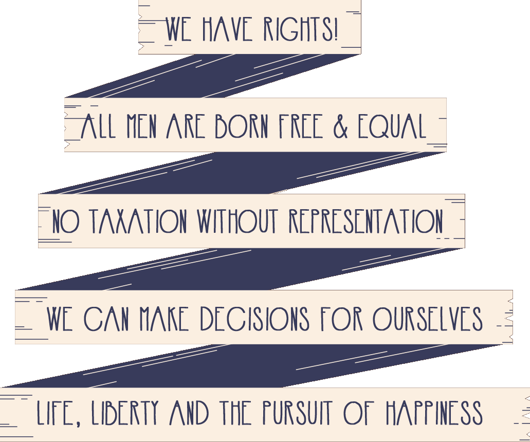 Transparent magna carta clipart - We Have Rights, All Men Are Born Free And Equal - All Humans Have Rights