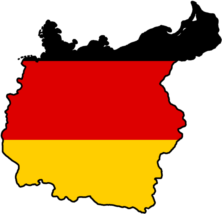 Cartoon Map Of Germany.German Flag Clipart Map Germany Flag Png Transparent Cartoon