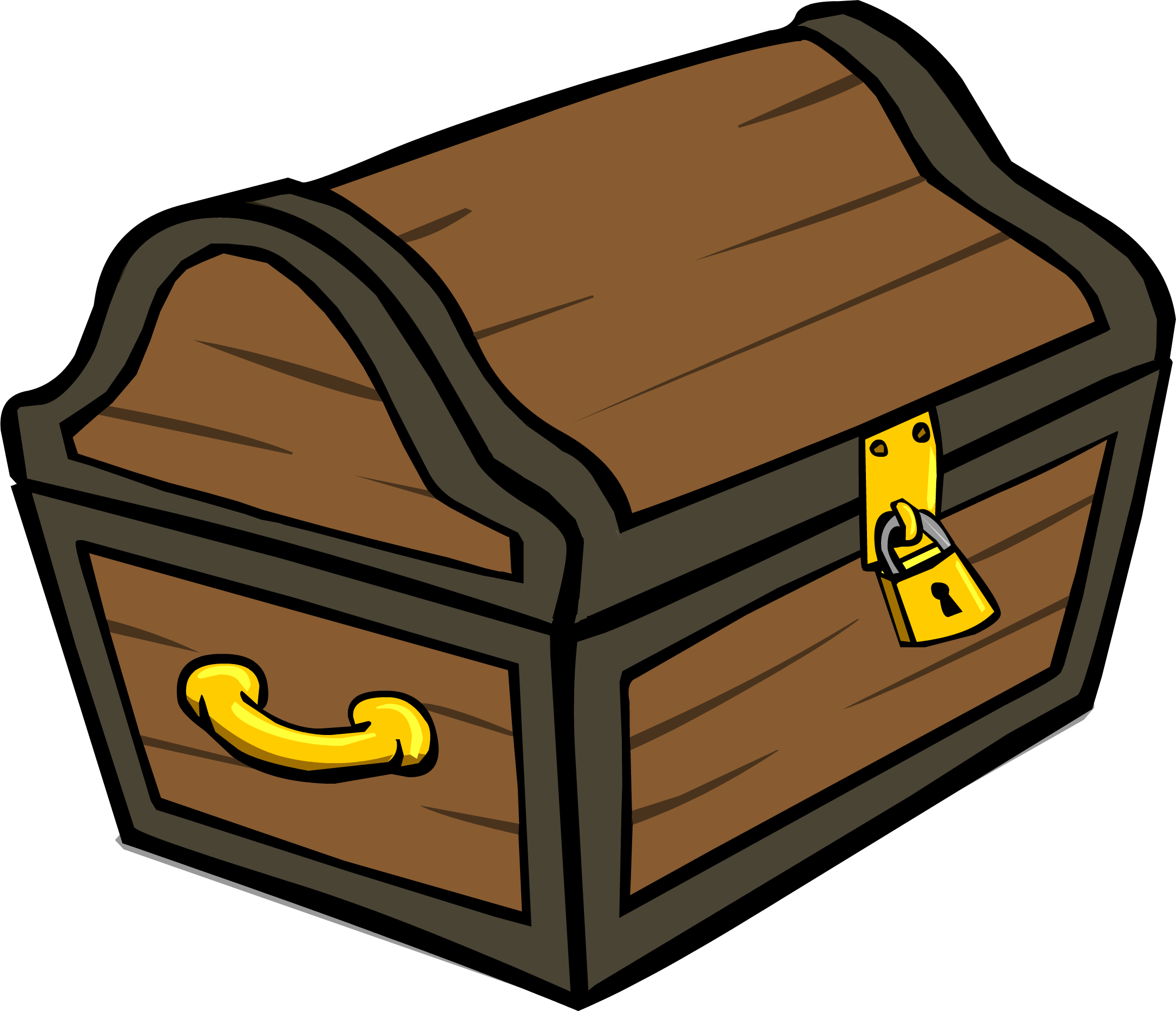 Transparent heavenly father clipart - Treasure Chest Id 305 Sprite 028 - Cartoon Treasure Chest Transparent Background