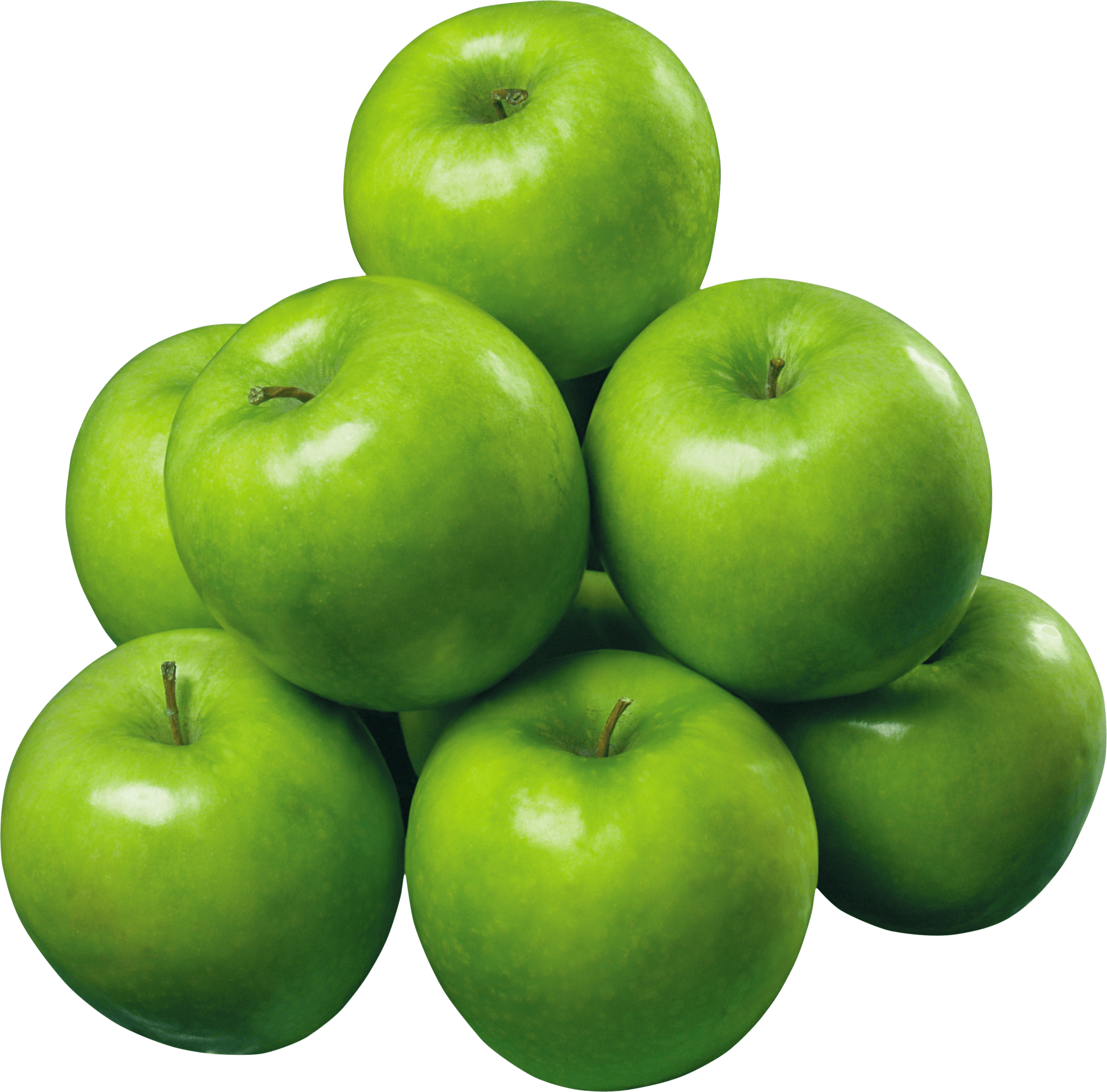 Transparent apples clipart - Apple Fruit Clipart Pile Apple - Bunch Of Green Apples