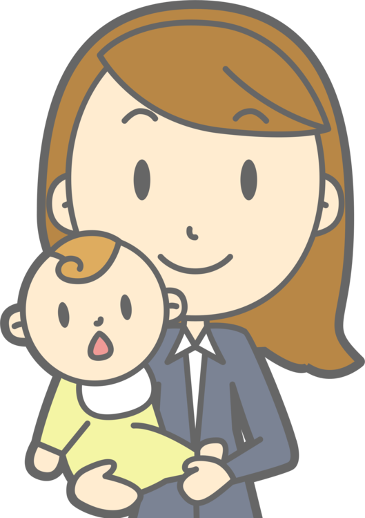 Mother Cartoon Infant Drawing Child Mother And Baby Vector Png Transparent Cartoon Jing Fm
