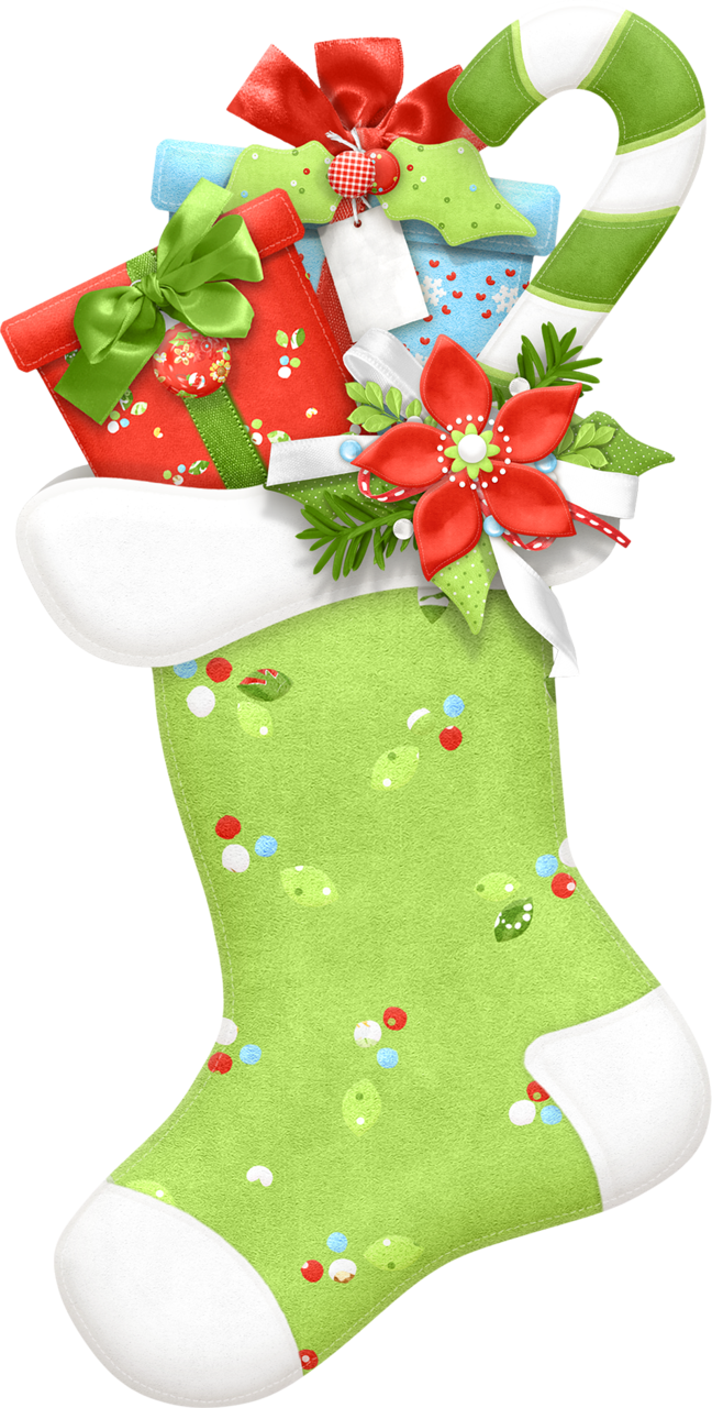 Transparent hanging christmas stockings clipart - Фотки Christmas Clipart, Coco, Christmas Stockings, - Green Christmas Socks Clipart