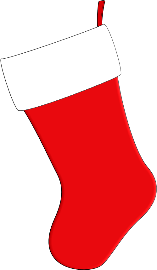 Transparent hanging christmas stockings clipart - All Free Clip Art And Transparent Png Graphics Of Animals - Christmas Stocking Clip Art