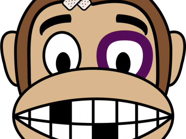 Transparent clipart for androids - Emoji Clipart Monkey - Emoji Monkey